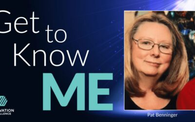 Get to Know ME with Pat Benninger