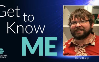 Get to Know ME with Dave Bunge