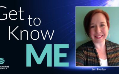Get to Know ME with Jen Hurley