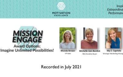 Mission Engage: Award Options, Imagine Unlimited Possibilities